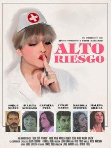 Serie 'Indetectables' | Primera realizada en España sobre VIH | Apoyo positivo y Estoy Bailando | Cartel 'Alto riesgo' | 1ª temporada