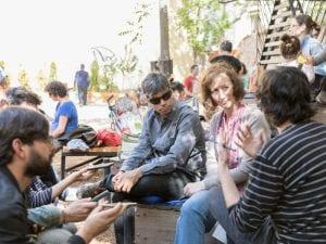 Almendro 3 | Espacio recuperado para los vecinos en el barrio de La Latina | Calle del Almendro 3 | Distrito Centro | Madrid | Presentación