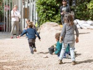 Almendro 3 | Espacio recuperado para los vecinos en el barrio de La Latina | Calle del Almendro 3 | Distrito Centro | Madrid | Un lugar de recreo para toda la familia