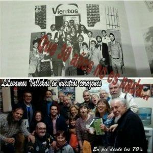 'De Vallecas al Valle del Kas. Otra Transición' | Sixto Rodríguez Leal | Radio Vallekas | Madrid, 2017 | Que 30 años no es nada...