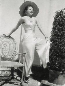 Gloria Fuertes | Poeta y escritora | Madrid, 28 julio 1917 - ibídem, 27 noviembre 1998 | Gloria Fuertes en 1937