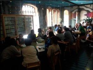 hacerwebdoc, Encuentro de Creadores y Profesionales de la Narrativa Digital y el Documental Interactivo, celebra su 3ª edición en DocumentaMadrid 2017 | Intermediae - Matadero Madrid | 11 y 12/05/2017