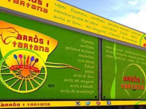 3ª Expo Food Trucks Nuevos Ministerios | Madrid | 30/05 al 04/06/2017 | Arròs i tartana