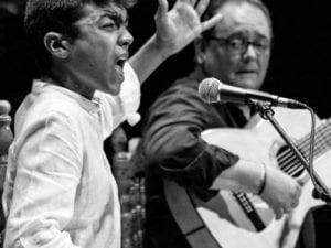4º Certamen de Cante, Baile y Guitarra 'Alcobendas Flamenca Nuevos Talentos' | Gala de entrega de premios | 26/05/2017 | Alcobendas | Comunidad de Madrid | Pepe El Boleco | Premio Cante