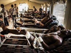 'De la acción a la palabra' | Médicos sin Fronteras | CentroCentro | Palacio de Cibeles | Madrid | 23/05 al 17/09/2017 | Foto República Centroafricana. 2014 ©Juan Carlos Tomasi