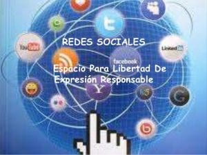 Encuesta 'Libertad de expresión en redes sociales'   Producción Social de Comunicación   Máster de Comunicación Social   UCM   Redes Sociales: Espacio para la libertad de expresión responsable