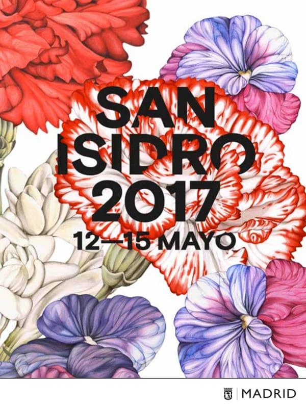 Programaci n fiestas de san isidro 2017 pongamos que for Eventos madrid mayo 2017