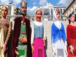 Fiestas de San Isidro 2017 | 12 al 15 de mayo de 2017 | Madrid | Gigantes y Cabezudos de Madrid