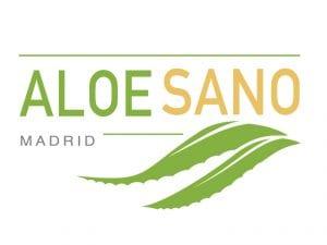 Aloe Sano Madrid | Logo Susana Cáceres | Junio 2017 | 800x600