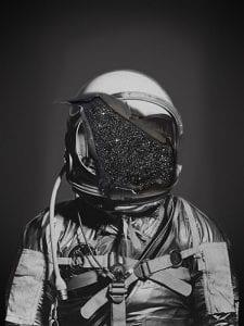 'Dear Spaceman' | 2015 | Julia Llerena | Exposición 'Pensamiento interestelar'