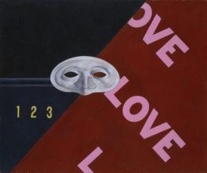 Museo Thyssen-Bornemisza en el World Pride Madrid 2017 | 'Amor diverso' | 'Love, Love, Love. Homenaje a Gertrude Stein' | 1928 | Charles Demuth | ©Museo Thyssen-Bornemisza | Madrid