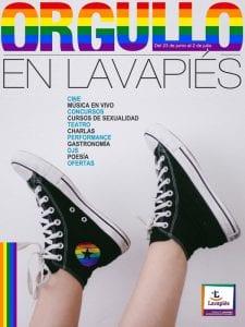 Orgullo en Lavapiés 2017 | World Pride Madrid 2017 | Barrio de Lavapiés | Centro | Madrid | Cartel
