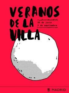 Veranos de la Villa 2017 | 30/06 al 03/09/2017 | Madrid | Cartel