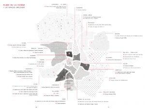 Veranos de la Villa 2017 | 30/06 al 03/09/2017 | Madrid | Plano de los espacios