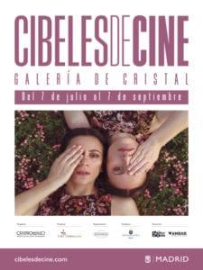 Cibeles de Cine 2017 | Galería de Cristal | CentroCentro Cibeles | 07/07 al 07/09/2017 | Cartel