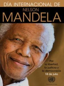 Día Internacional de Nelson Mandela | 18 de julio | Por la libertad, la justicia y la democracia | Naciones Unidas
