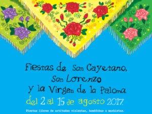 Fiestas de San Cayetano, San Lorenzo y La Paloma 2017 | Centro - Madrid | 02 - 15/08/2017 | Centro | Madrid