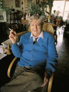 Gloria Fuertes | Poeta y escritora | Madrid, 1917-1998 | Años 80