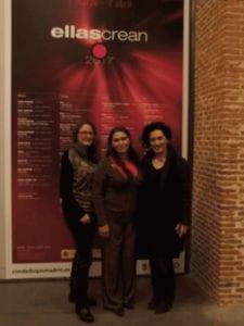 Mujeres firman cerca del 50% programación del Conde Duque | Chelo Álvarez, Virginia Isaías y Concha Hernández | Ellas Crean 2017