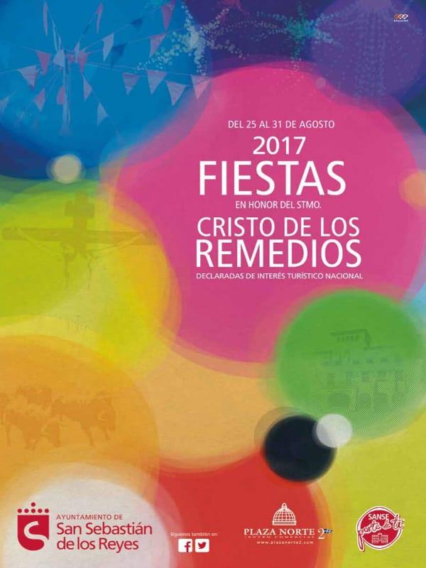 Fiestas Del Cristo De Los Remedios 2017 En San Sebastián De Los