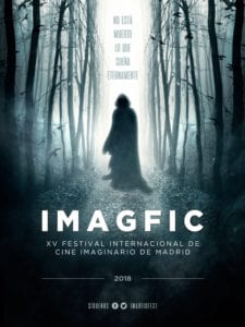 Imagfic vuelve   15º Festival Internacional de Cine Imaginario de Madrid   2018   Cartel