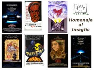 Imagfic vuelve | 15º Festival Internacional de Cine Imaginario de Madrid | 2018 | Fescinal | Homenaje al Imagfic