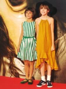 'Verónica' de Paco Plaza | España 2017 | Apaches Entertainment - TVE | Guion: Fernando Navarro | 2 de las actrices infantiles participantes