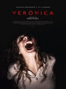 'Verónica' de Paco Plaza | España 2017 | Apaches Entertainment - TVE | Guion: Fernando Navarro | Cartel