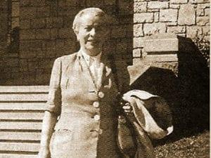 Elena Fortún | Madrid, 17/11/1886 - 08/05/1952 | Escritora de literatura infantil y juvenil | En Buenos Aires en los años 40