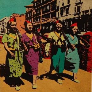 Jornadas 80 Aniversario de la Federación Mujeres Libres | Exposición fotográfica 'La mirada de Kati Horna. Guerra y Revolución (1936-1939) | CGT | CDI Arganzuela | 05-30/09/2017 | Arganzuela | Madrid