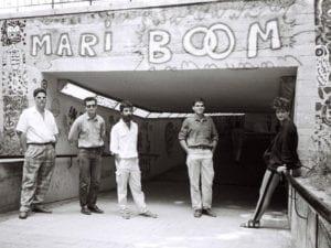 3 nuevas exposiciones en CentroCentro Cibeles | La cara oculta de la luna | Galería Mari Boom | 1985