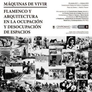 3 nuevas exposiciones en CentroCentro Cibeles | Máquinas de vivir | Cartel
