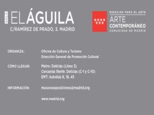 Acción!MAD 17 | 14º Encuentro Internacional de Arte de Acción | Abierta convocatoria de talleres | Sala El Águila de la Comunidad de Madrid | Espacios para el Arte | Arganzuela | Madrid | 25/10-25/11/2017