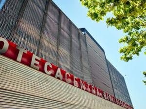 Biblioteca Gloria Fuertes | Rivas Vaciamadrid | Comunidad de Madrid | Exterior | Foto Ayuntamiento de Rivas Vaciamadrid