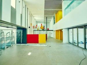 Biblioteca Gloria Fuertes | Rivas Vaciamadrid | Comunidad de Madrid | Interior | Foto Ayuntamiento de Rivas Vaciamadrid