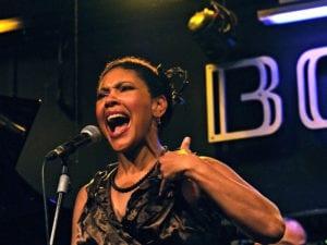 Conciertos noviembre 2017 en Bogui Jazz | Chueca - Centro - Madrid | T.J. Jazz | 'Sings Billie Holiday' | 30/11/2017 | Foto Sara Martín López