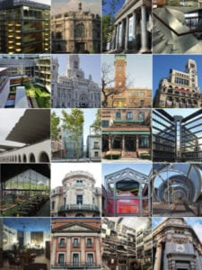Madrid se convierte en Capital de la Arquitectura en octubre | Semana de la Arquitectura, Open House Madrid y Madrid Otra Mirada (MOM) | Octubre 2017 | Madrid