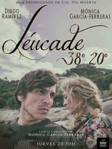Teatro de las-Aguas | Temporada Otoño 2017 | Barrio de La Latina | Madrid | Léucade 38º 20º | Cartel