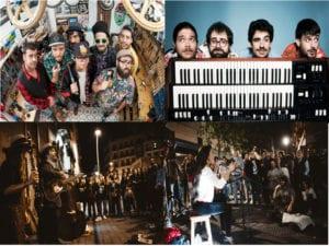 Todos los conciertos en Tapapiés 2017 | 7ª Ruta Multicultural Tapas y Música en Lavapiés | 19 al 29/10/2017 | Lavapiés | Madrid | Fusión de géneros y músicas del mundo