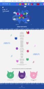 Yo soy Zeta | Brands&Roses | Ayuntamiento de Madrid | Libro de bienvenida para los bebés de Madrid | Canción en sitio web