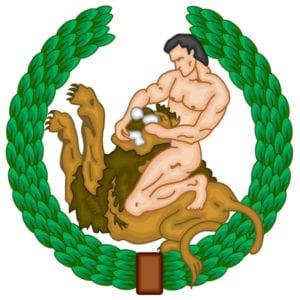 A las barricadas | En los 107 años de la Confederación Nacional del Trabajo | Emblema CNT-AIT