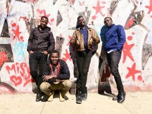 Conciertos de Songhoy Blues en Barcelona y Madrid | Noviembre 2017 | Banda de desert-punk de Malí