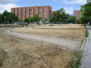 El Ayuntamiento de Madrid renovará 19 zonas verdes en 14 distritos madrileños | Una de las zonas verdes que se renovará