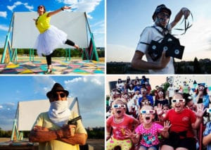 Fotografía, viñetas e iniciativas ciudadanas en CentroCentro | Palacio de Cibeles | Madrid | Madrid a medias | El urbanismo libre | Cinema Usera | Pradolongo 2016