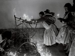 vcProgramación Diciembre 2017 Espacios para el Arte Comunidad de Madrid | 'Hayllihuaya, Perú' (1999) | Juan Manuel Díaz Burgos | Exposición 'Dios iberoamericano' | Sala Canal de Isabel II | Hasta 06/05/2018