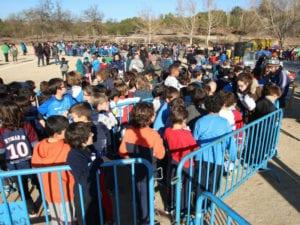 25º Cross Escolar de Navidad 2017 | Distrito Centro | 18/12/2017 | Casa de Campo | Madrid | Más de 1.000 corredores