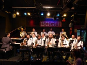 Conciertos diciembre 2017 en Bogui Jazz | Chueca - Centro - Madrid | CMQ Big Band | 'Homenaje a Beny Moré | 27, 28, 29 y 30/12/2017 | Foto Borja Suárez