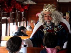 Tren de Navidad vuelve a Madrid | 26/12/2017-05/01/2018 | Estación de Príncipe Pío | Moncloa-Aravaca | Madrid | Con los Reyes Magos el 5 de enero