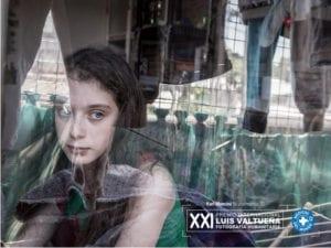 21º Premio Internacional de Fotografía Humanitaria 'Luis Valtueña'   Médicos del Mundo   CentroCentro Cibeles   Madrid   'Ni una menos'   Karl Mancini
