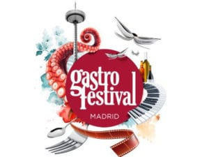 Gastrofestival 2018 | Madrid para comérselo | Ayuntamiento de Madrid y Madrid Fusión | Del 20/01 al 04/02/2018 | Madrid | Logo